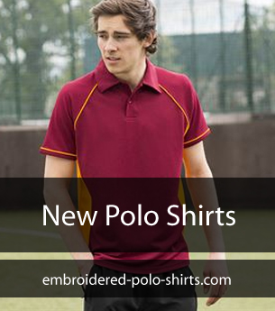 New Polo Shirts