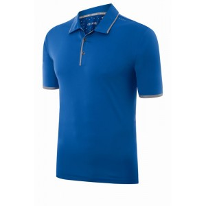 ADIDAS top Climachill bonded solid polo Performance 200 GSM Polo Shirt
