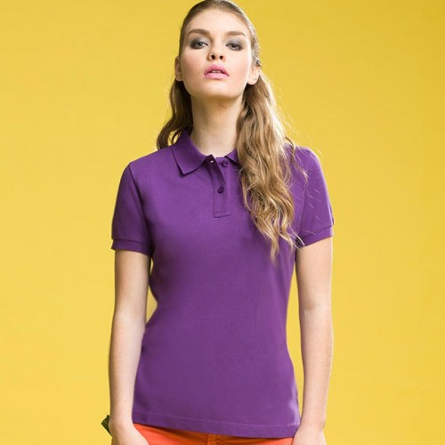 Asquith & Fox top Women's polo 100% cotton