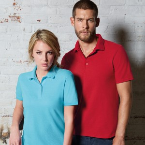 Anvil adult double pique polo Cotton 210 GSM Polo Shirt