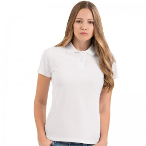 B&C top  ID.001 polo /women Performance 180 GSM Polo Shirt