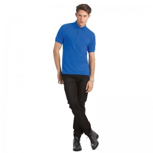 B&C Brand Safran 100% cotton 180 GSM Polo Shirt