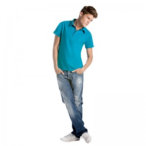 B&C top Cinnamon /men Performance 185 GSM Polo Shirt