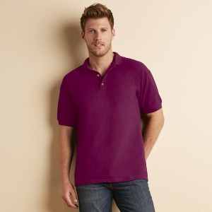 Gildan Ultra Cotton™ combed ringspun rich cotton polo