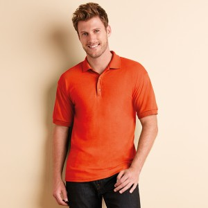 Gildan top DryBlend™ jersey knit 50/50 190 GSM Polo Shirt