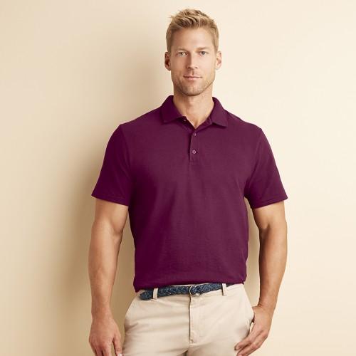 Gildan top DryBlend™ pique knit polo Performance 220 GSM Polo Shirt