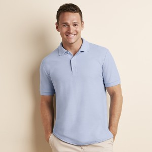 Gildan top Premium cotton double pique sport shirt Polo