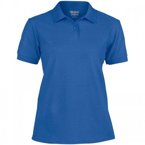 Heavy duty Ladies Women's DryBlend™ pique polo