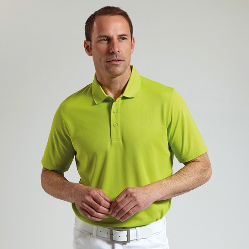 Glenmuir top Performance pique plain polo shirt 100% polyester