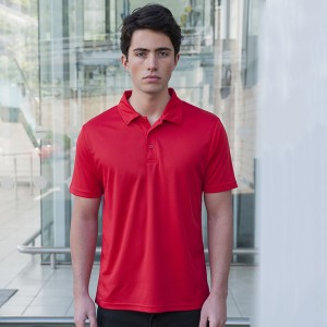 Men's AWD Cool Polyester 140 GSM Polo Shirt