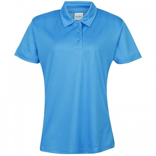 AWD Cool top  Girlie cool Polyester 140 GSM Polo Shirt