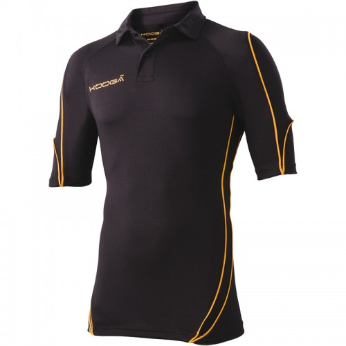 KOOGA Rugby Pro technology teamwear polo shirt