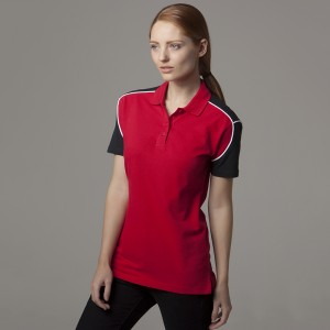 Gamegear Formula Racing top Women's Monaco Formula Racing® polo Performance 210 GSM Polo Shirt