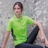 Fluorescent top Women's Gamegear® Cooltex® training polo