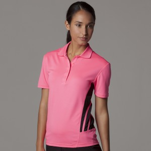 Fluorescent top Women's Gamegear® Cooltex® training polo