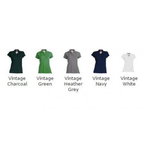 Kariban Vintage top Women's polo  220 GSM quality
