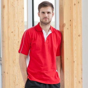 Finden Hales top Sports polo Performance 200 GSM Polo Shirt