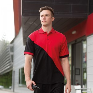 Finden Hales top Team polo Triangle 225 GSM Polo Shirt