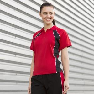 Finden Hales top Women's jersey team polo 150 GSM Polo Shirt