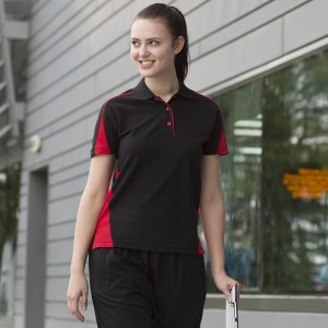 Finden Hales top Women's club polo Performance 200 GSM Polo Shirt