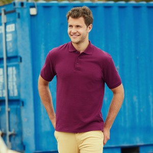 Fruit of the Loom top Heavyweight 65/35 220 GSM Polo Shirt