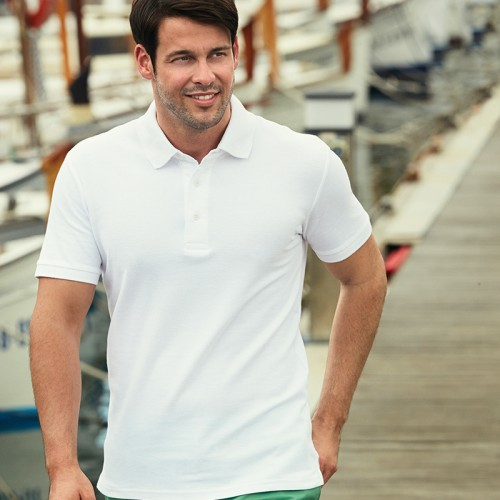 Fruit of the Loom top Heavy cotton 230 GSM Polo Shirt