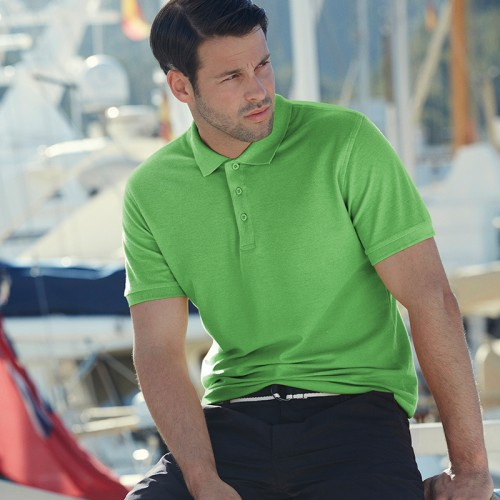 Fruit of the Loom top Premium polo soft cotton