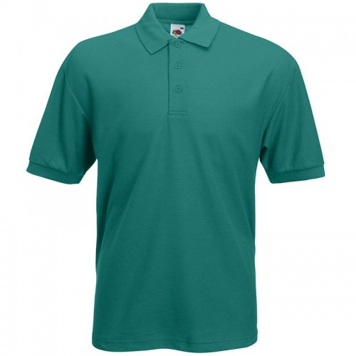 Fruit of the Loom top 65/35  180 GSM Polo Shirt