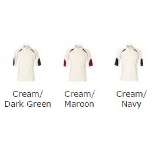 GAMEGEAR top Gamegear® Cooltex® howzat polo shirt