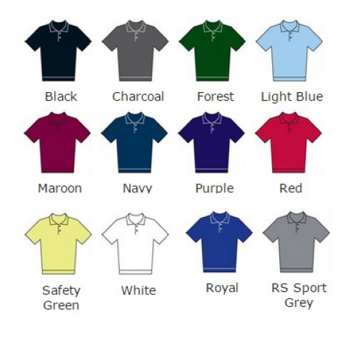 Gildan top DryBlend™ youth double pique sports shirt polo
